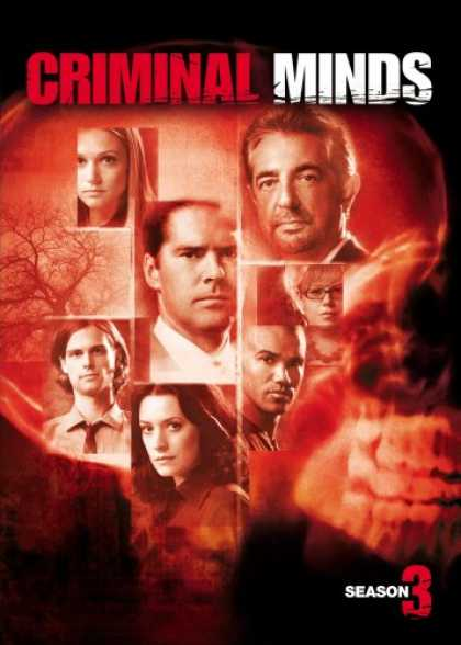 Bestselling Movies (2008) - Criminal Minds: The Complete Third Season