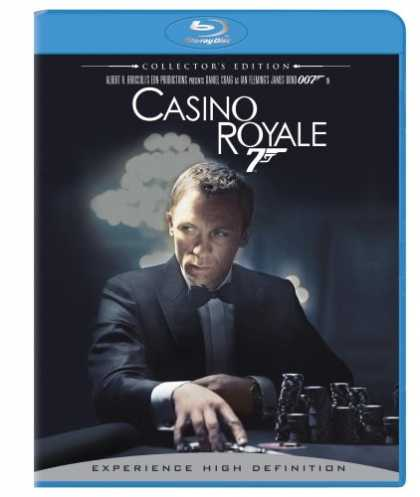Bestselling Movies (2008) - Casino Royale (Two-Disc Collector's Edition + BD Live) [Blu-ray]