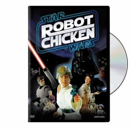 Bestselling Movies (2008) - Robot Chicken: Star Wars by Seth Green