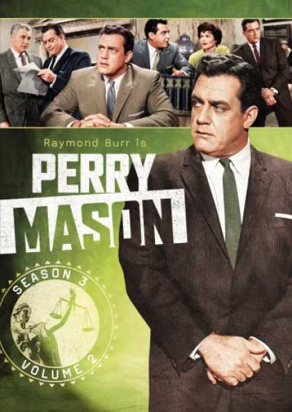 Bestselling Movies (2008) - Perry Mason - The Third Season - Vol. 2