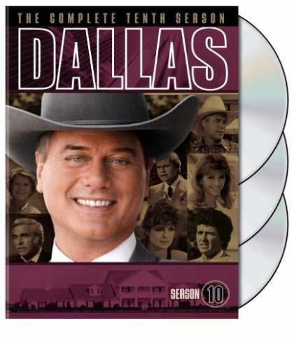 Bestselling Movies (2008) - Dallas - The Complete Tenth Season