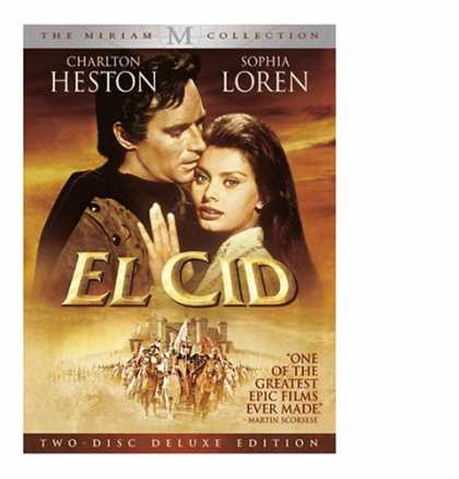 Bestselling Movies (2008) - El Cid (Two-Disc Deluxe Edition) (The Miriam Collection)