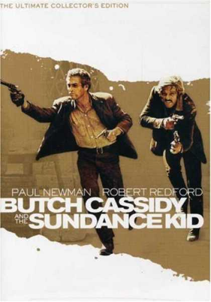 Bestselling Movies (2008) - Butch Cassidy and the Sundance Kid (Two-Disc Collector's Edition) by George Roy