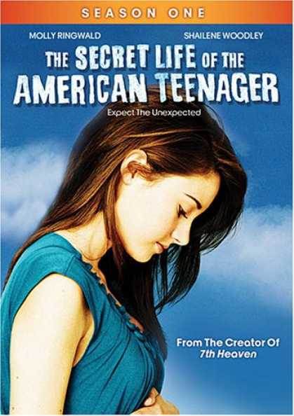 Bestselling Movies (2008) - The Secret Life of the American Teenager: Season 1 by Brenda Hampton