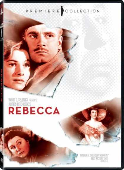 Bestselling Movies (2008) - Rebecca by Alfred Hitchcock