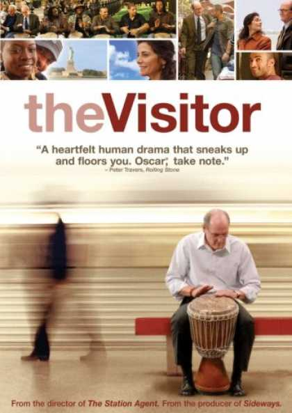 Bestselling Movies (2008) - The Visitor by Tom McCarthy