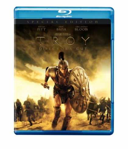 Bestselling Movies (2008) - Troy - The Director's Cut [Blu-ray] by Wolfgang Petersen