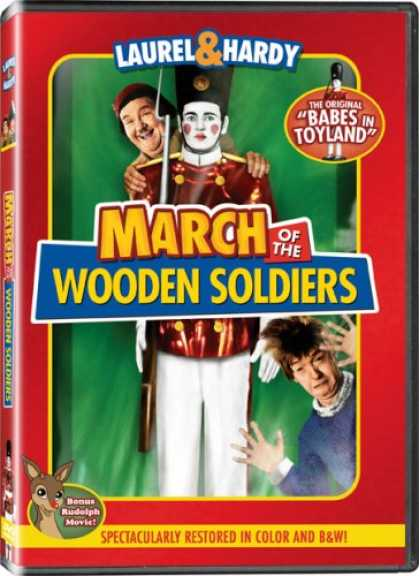Bestselling Movies (2008) - March of the Wooden Soldiers - In COLOR! Also Includes the Original Black-and-Wh