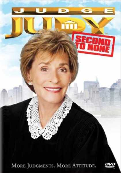Bestselling Movies (2008) - Judge Judy: Second to None by Judy Sheindlin
