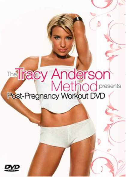 Bestselling Movies (2008) - The Tracy Anderson Method Presents Post Pregnancy Workout DVD