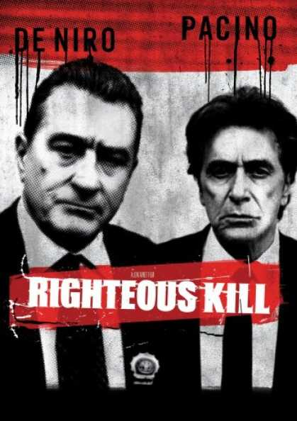 Bestselling Movies (2008) - Righteous Kill [Blu-ray]
