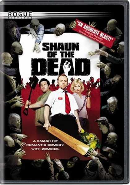 Bestselling Movies (2008) - Shaun of the Dead by Edgar Wright