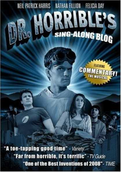 Bestselling Movies (2008) - Dr. Horrible's Sing-Along Blog (Amazon.com Exclusive) by Joss Whedon