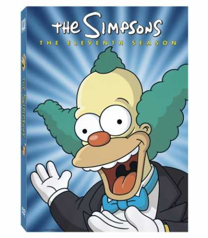Bestselling Movies (2008) - The Simpsons - The Complete Eleventh Season