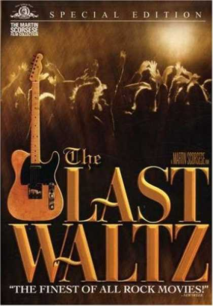 Bestselling Movies (2008) - The Last Waltz by Martin Scorsese