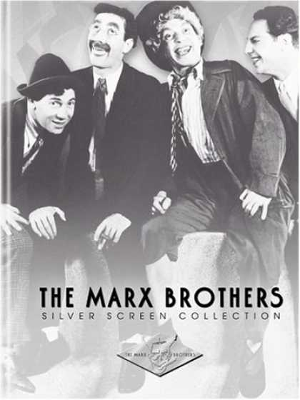 Bestselling Movies (2008) - The Marx Brothers Silver Screen Collection by Joseph Santley