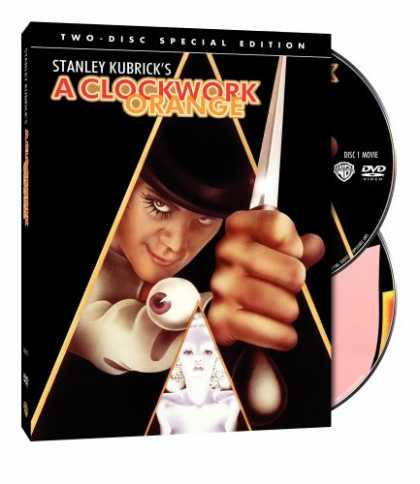 Bestselling Movies (2008) - A Clockwork Orange (Two-Disc Special Edition) by Stanley Kubrick