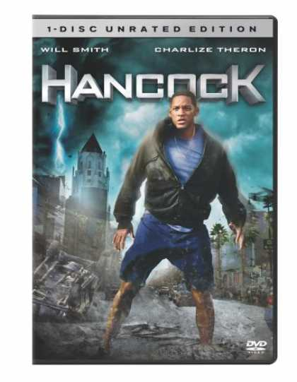 Bestselling Movies (2008) - Hancock (Single-Disc Unrated Edition) by Peter Berg