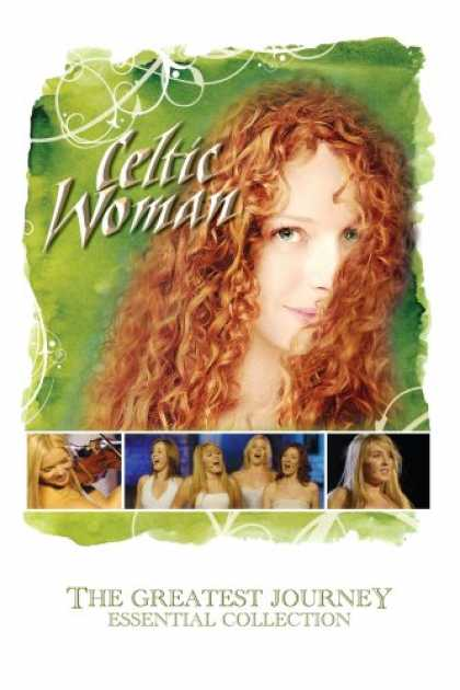 Bestselling Movies (2008) - Celtic Woman - The Greatest Journey: Essential Collection by David Downes (Music