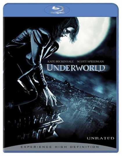 Bestselling Movies (2008) - Underworld (Unrated) [Blu-ray]