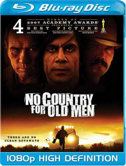 Bestselling Movies (2008) - No Country for Old Men [Blu-ray] by Ethan Coen
