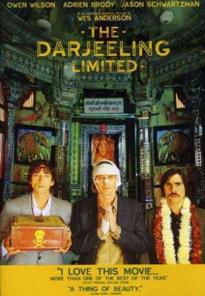 Bestselling Movies (2008) - The Darjeeling Limited by Wes Anderson