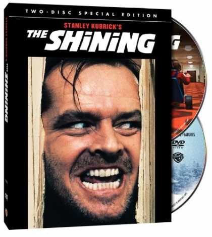 Bestselling Movies (2008) - The Shining (Two-Disc Special Edition) by Stanley Kubrick