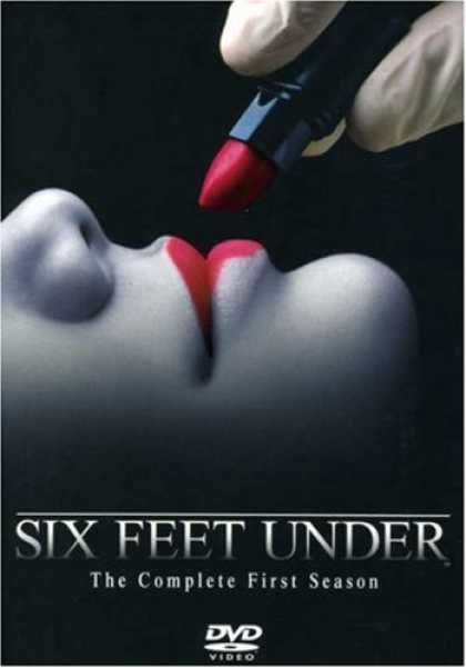 Bestselling Movies (2008) - Six Feet Under: The Complete First Season