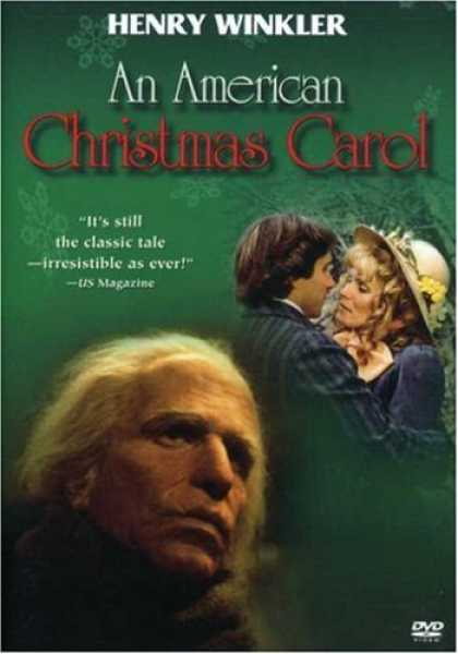 Bestselling Movies (2008) - An American Christmas Carol by Eric Till