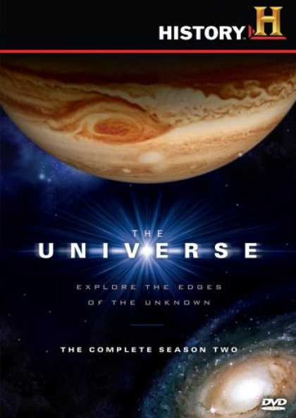 Bestselling Movies (2008) - The Universe - The Complete Season Two (History) (Steelbook) by Douglas Cohen (I