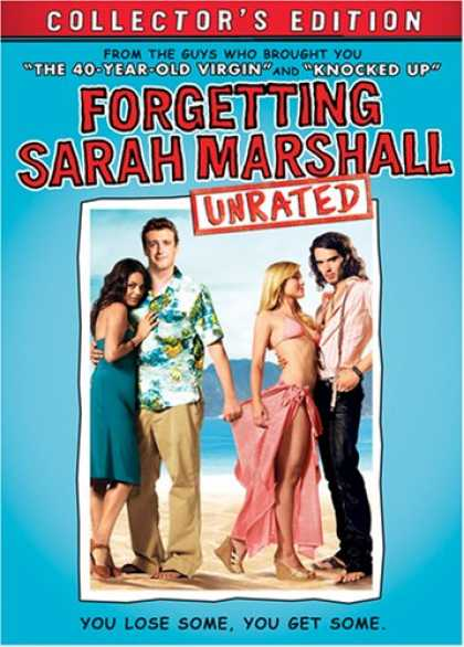 Bestselling Movies (2008) - Forgetting Sarah Marshall (Three-Disc Unrated Collector's Edition) by Nicholas S