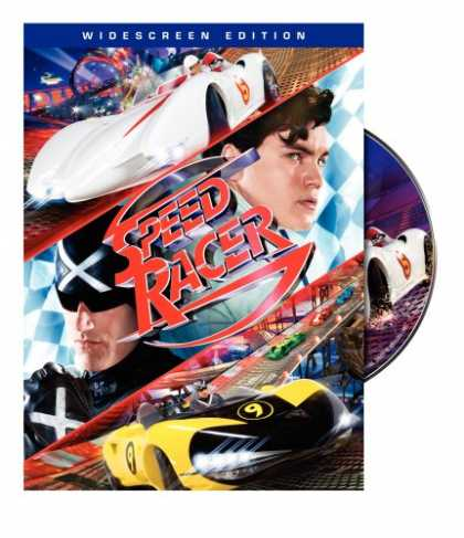 Bestselling Movies (2008) - Speed Racer (Widescreen Edition) by Andy Wachowski