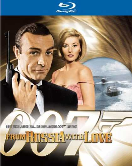 Bestselling Movies (2008) - From Russia with Love (James Bond) [Blu-ray] by Terence Young