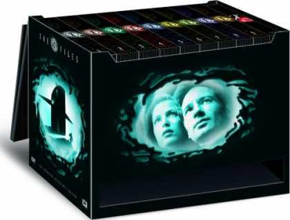 Bestselling Movies (2008) - The X-Files: The Complete Collector's Edition by Chris Carter