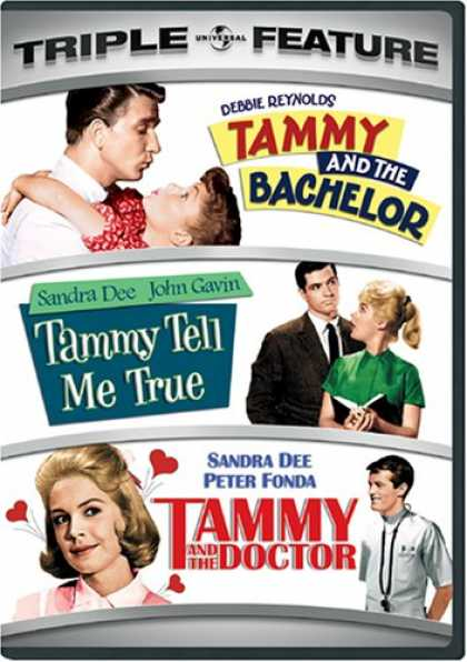 Bestselling Movies (2008) - Tammy And The Bachelor / Tammy Tell Me True / Tammy And The Doctor (Triple Featu