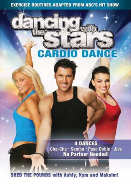Bestselling Movies (2008) - Dancing With the Stars - Cardio Dance
