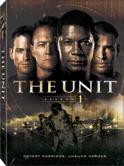 Bestselling Movies (2008) - The Unit - The Complete First Season by David Mamet