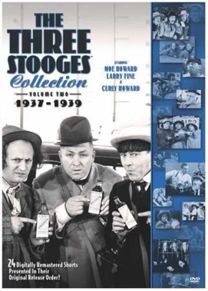 Bestselling Movies (2008) - The Three Stooges Collection, Vol. 2: 1937-1939