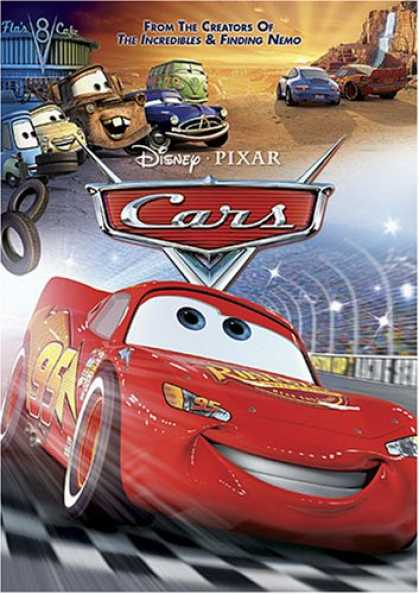 Bestselling Movies (2008) - Cars (Full Screen Edition) by Andrew Jimenez