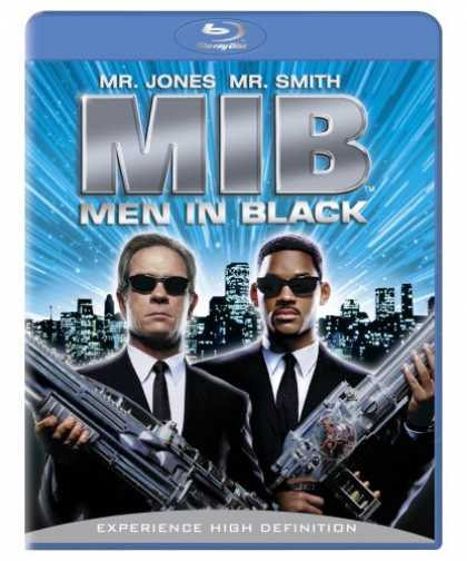 Bestselling Movies (2008) - Men in Black (+ BD Live) [Blu-ray]