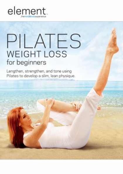 Bestselling Movies (2008) - Element: Pilates Weight Loss for Beginners by Andrea Ambandos
