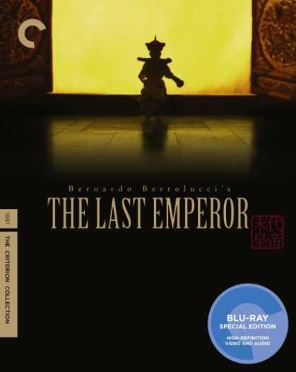 Bestselling Movies (2008) - The Last Emperor [Blu-ray] by Bernardo Bertolucci