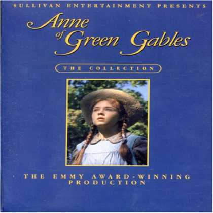 Bestselling Movies (2008) - Anne of Green Gables Trilogy Box Set by Megan Follows