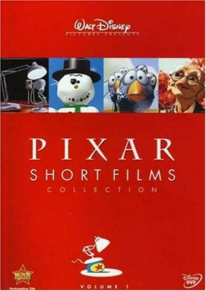 Bestselling Movies (2008) - Pixar Short Films Collection - Volume 1 by Bud Luckey