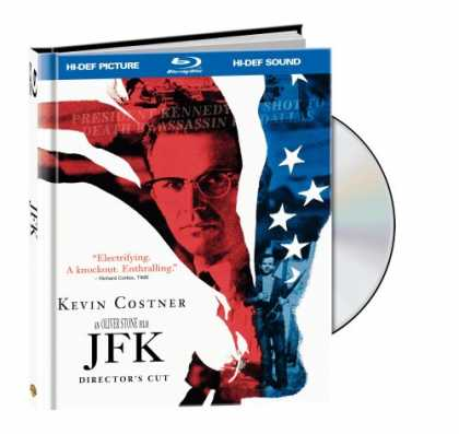 Bestselling Movies (2008) - JFK (Blu-ray Book) [Blu-ray]
