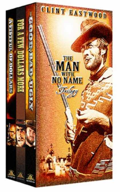 Bestselling Movies (2008) - The Man with No Name Trilogy (A Fistful of Dollars, For A Few Dollars More, The