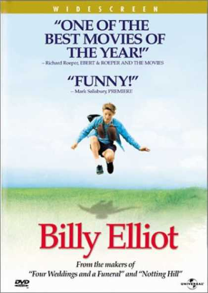 Bestselling Movies (2008) - Billy Elliot by Joe Renton