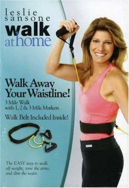 Bestselling Movies (2008) - Leslie Sansone: Walk at Home - Walk Away Your Waistline! With 1, 2 and 3 Mile Ma