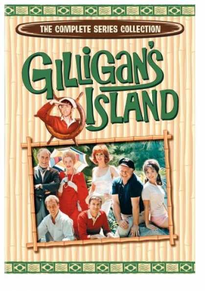 Bestselling Movies (2008) - Gilligan's Island - The Complete Series Collection by Abner Biberman