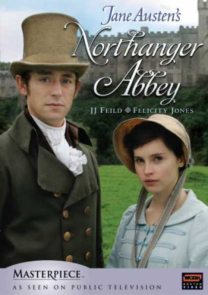 Bestselling Movies (2008) - Masterpiece Theatre: Northanger Abbey by Jon Jones